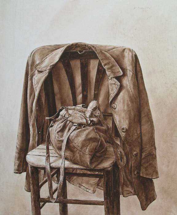 Atanas Matsoureff Атанас Мацурев болгарский живописец, акварелист, реалист, уроки живописи, уроки рисования