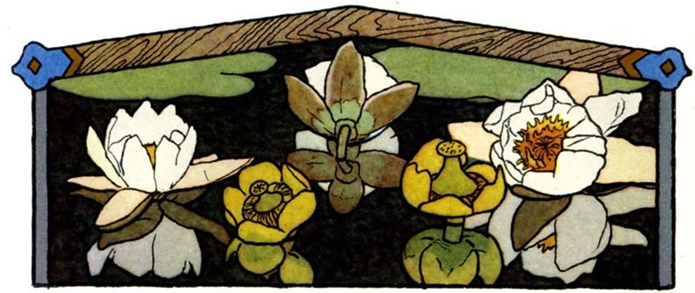 Билибин, иллюстрации, Тю Никитина