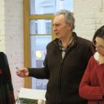 Предновогодняя встреча с поэтом Леонидом Чернаковым или Почему детям нужно хорошо учиться