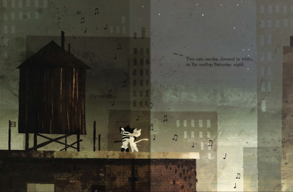 15 jon klassen cat's night out