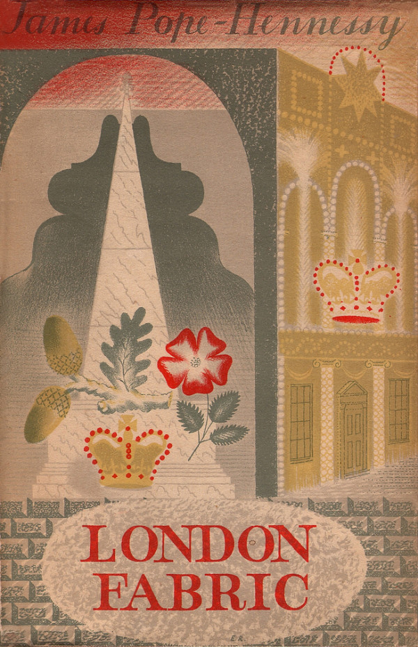 1939 London Fabric cover