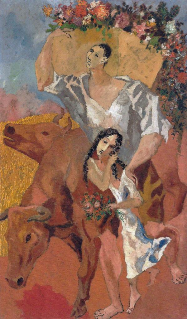 """""""Крестьяне"""" 1906"""