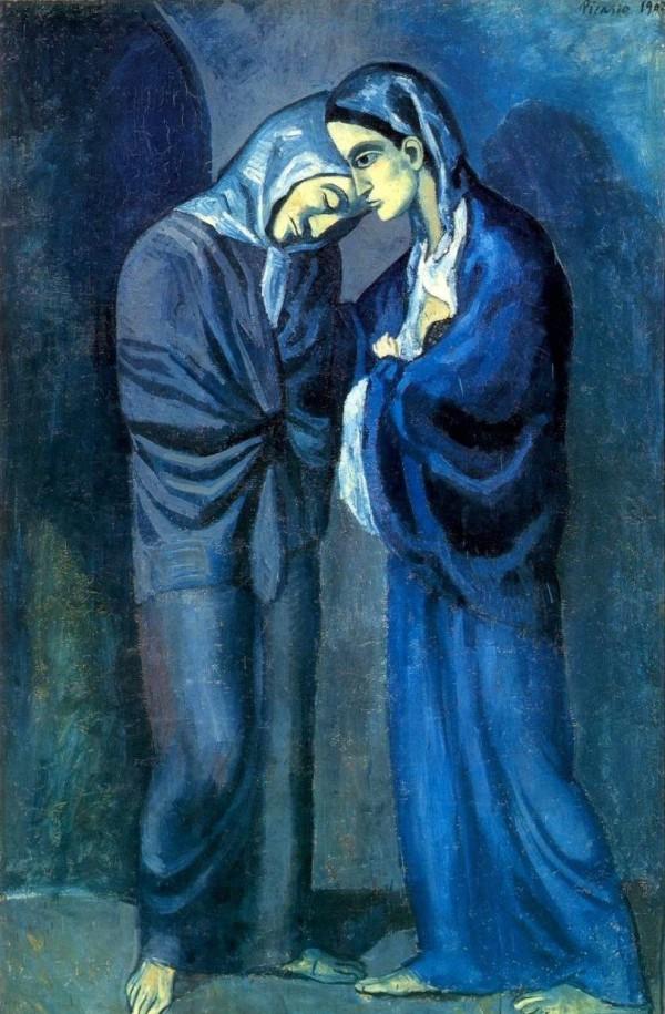 """""""Две сестры (Свидание)"""" 1902"""