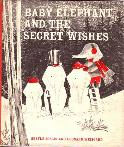 7 leonard weisgard_baby_elephant_and_the_secret_wishes