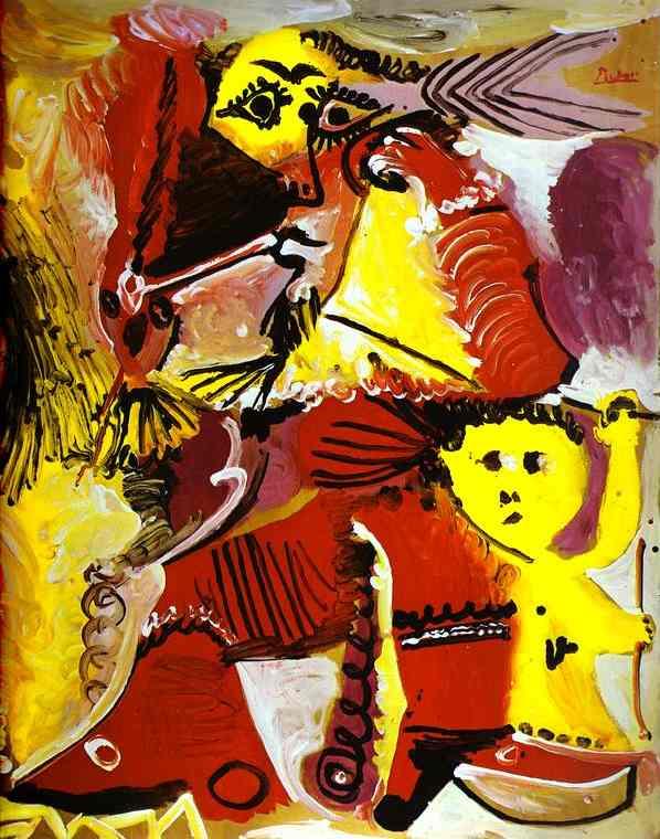 """Фигура Рембрандта Эрос"" 1969"
