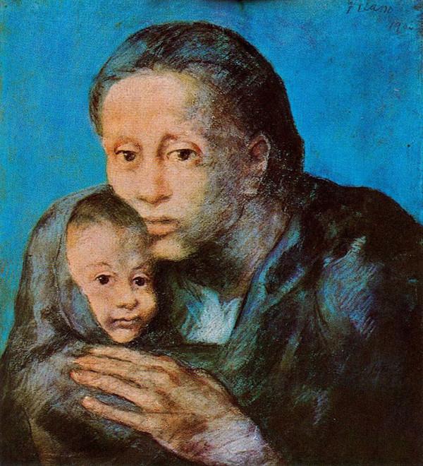 """""""Мать и дитя"""" 1903"""