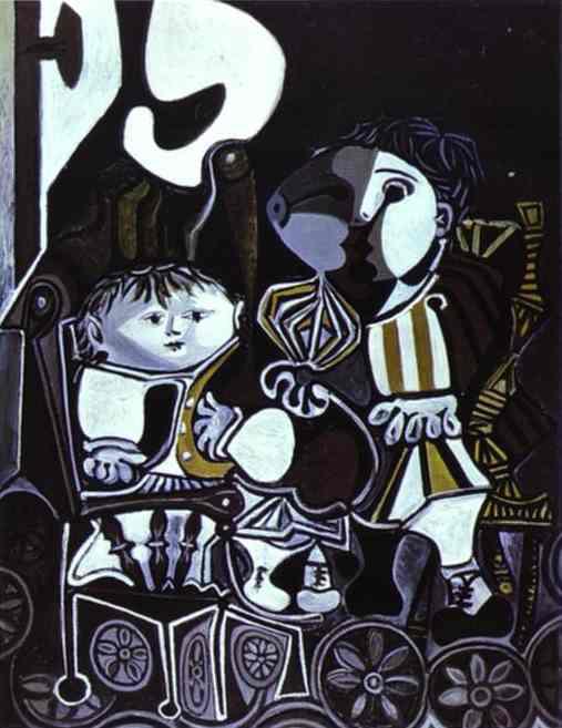 """""""Палома и Клод"""" 1950"""