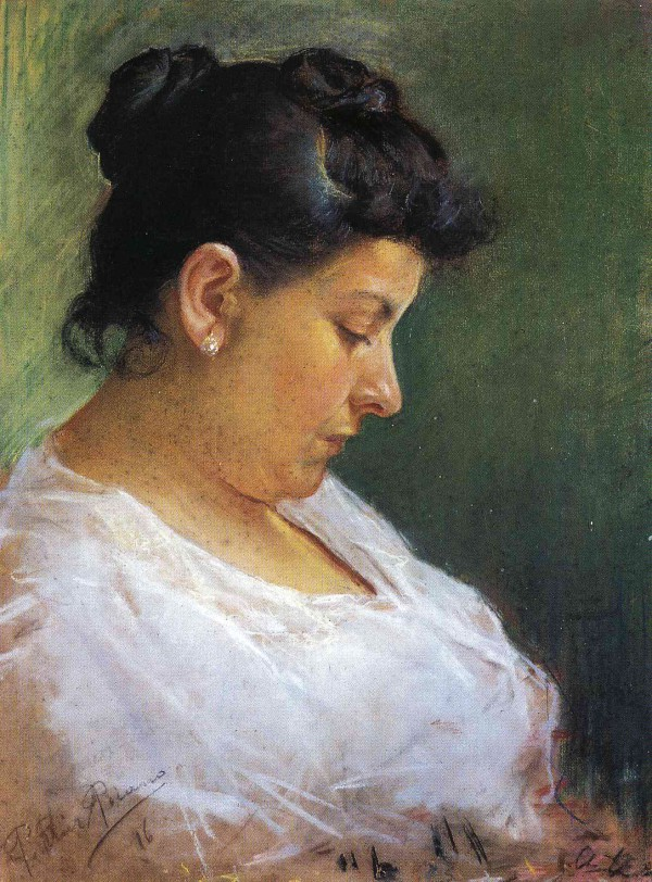 Portret materi (1896)