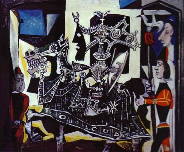 """""""Рыцарь, паж и монах"""" 1951"""