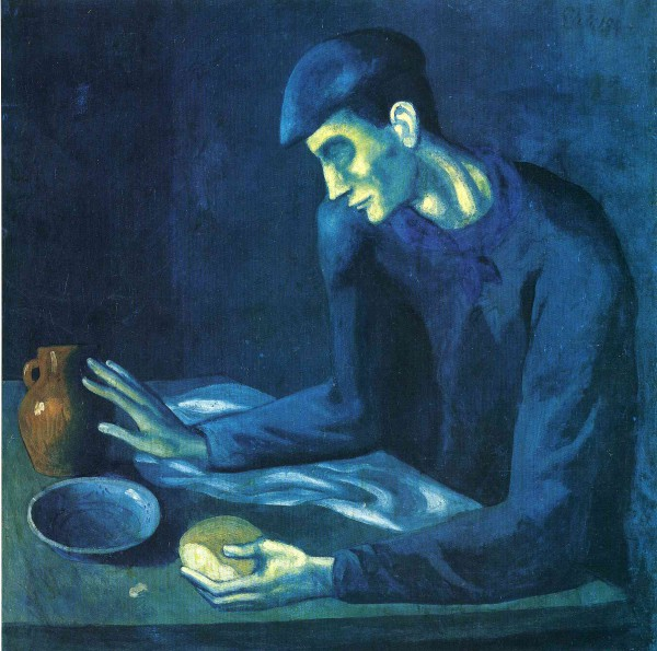 Zavtrak slepogo (1903)