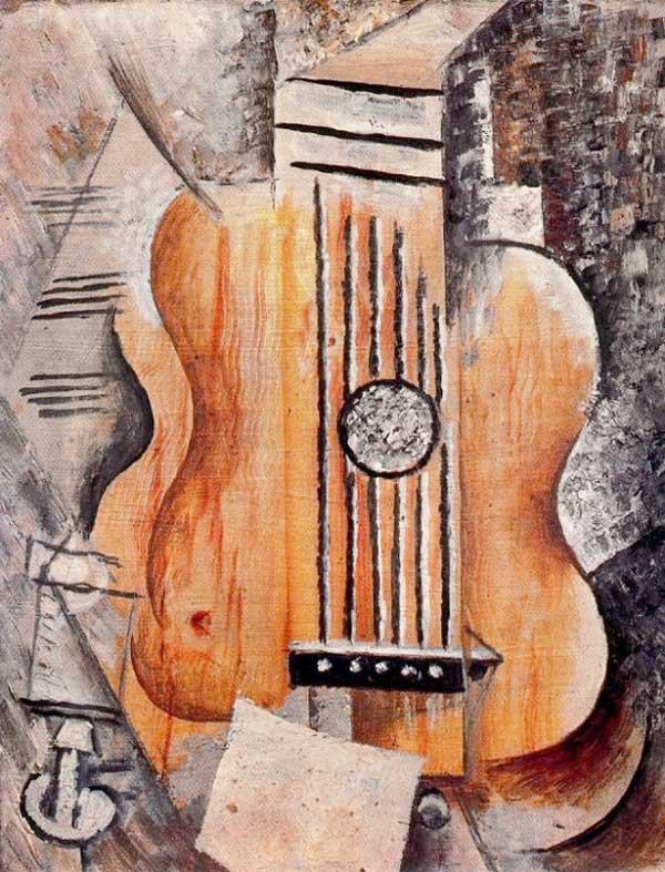 """""""Гитара"""" 1912"""