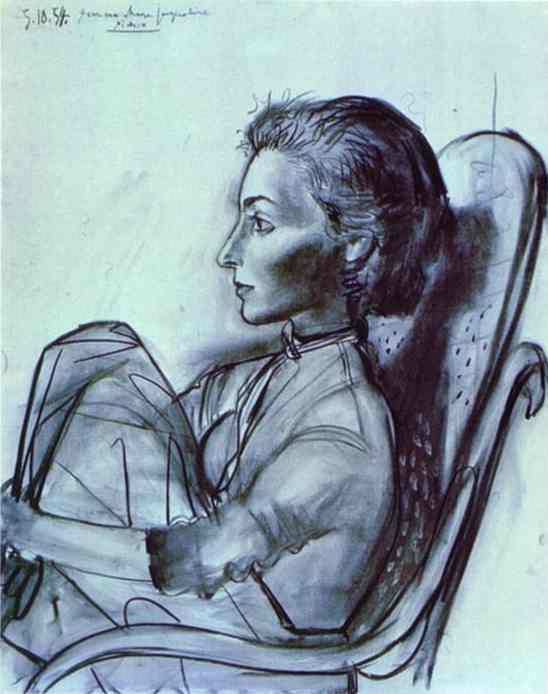 """Жаклин Рок"" 1954"