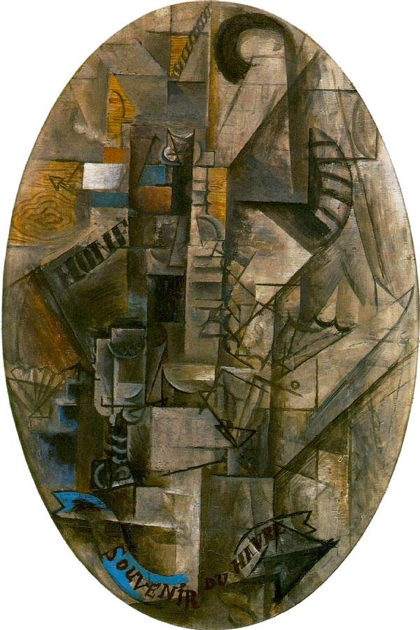 Pablo-Picasso_Souvenir-du-Havre_1912