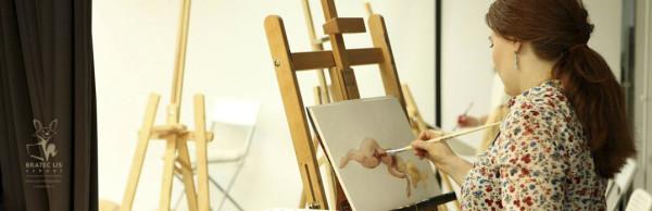 Курсы и мастер-классы по живописи