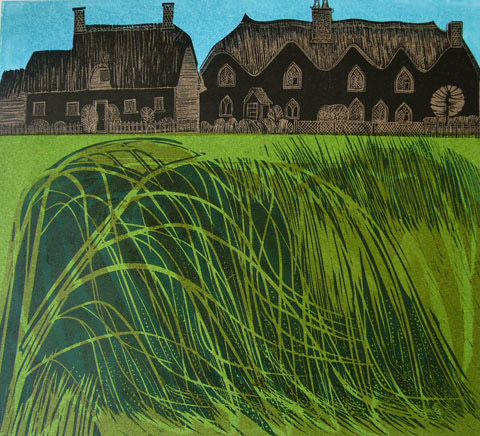 cottages_and_reeds_green