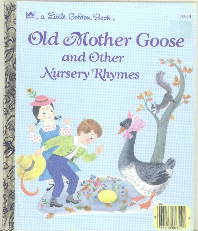 1 Old Mother Goose and Other Nursery Rhymes