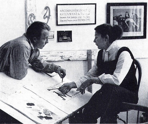 Американские художники Элис и Мартин Провенсоны