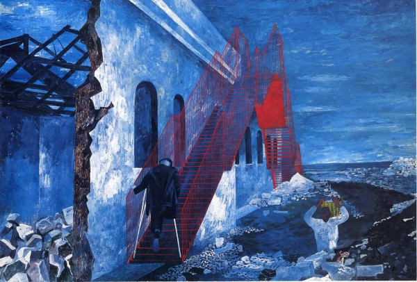 the-red-stairway