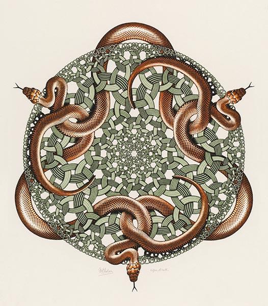 Escher-Snakes-19691