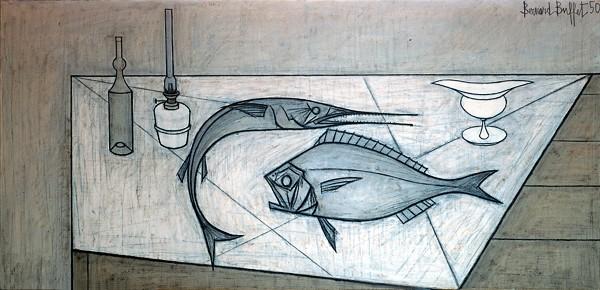 """Натюрморт с рыбой"""
