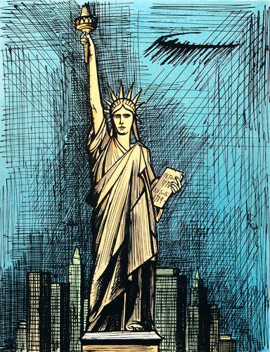 """Статуя Свободы!"