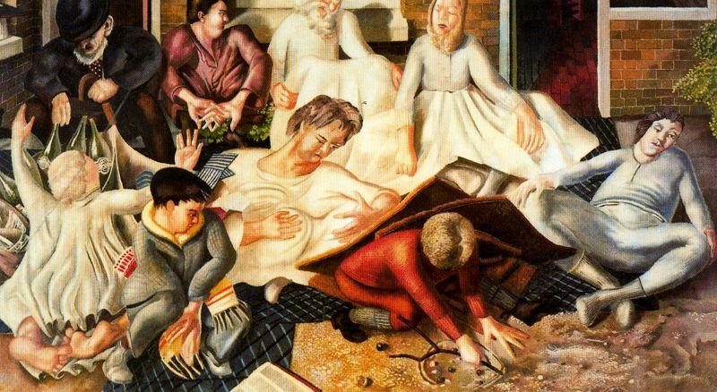 Сельские жители и святые
