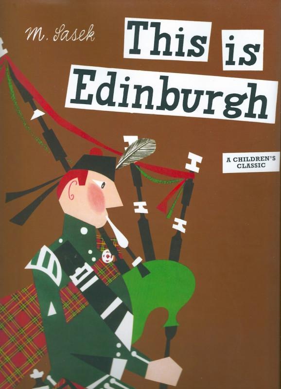 Это Эдинбург
