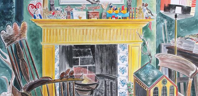 Эмили Саттон - современный английский художник-иллюстратор