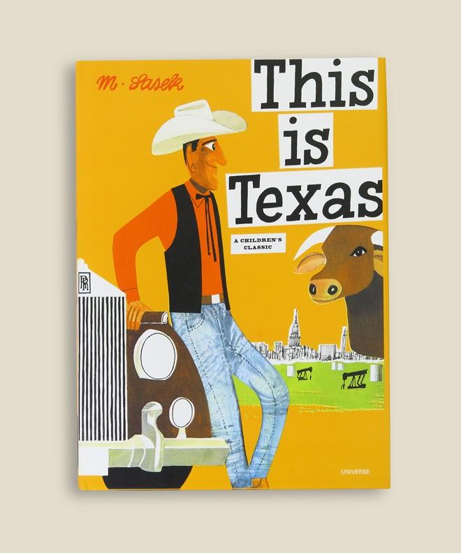 Это Техас