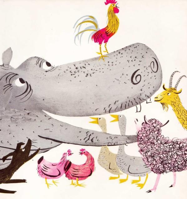 Роджер Дувойсин - американский иллюстратор швейцарского происхождения