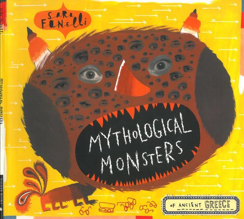 Мифические чудовища Древней Греции