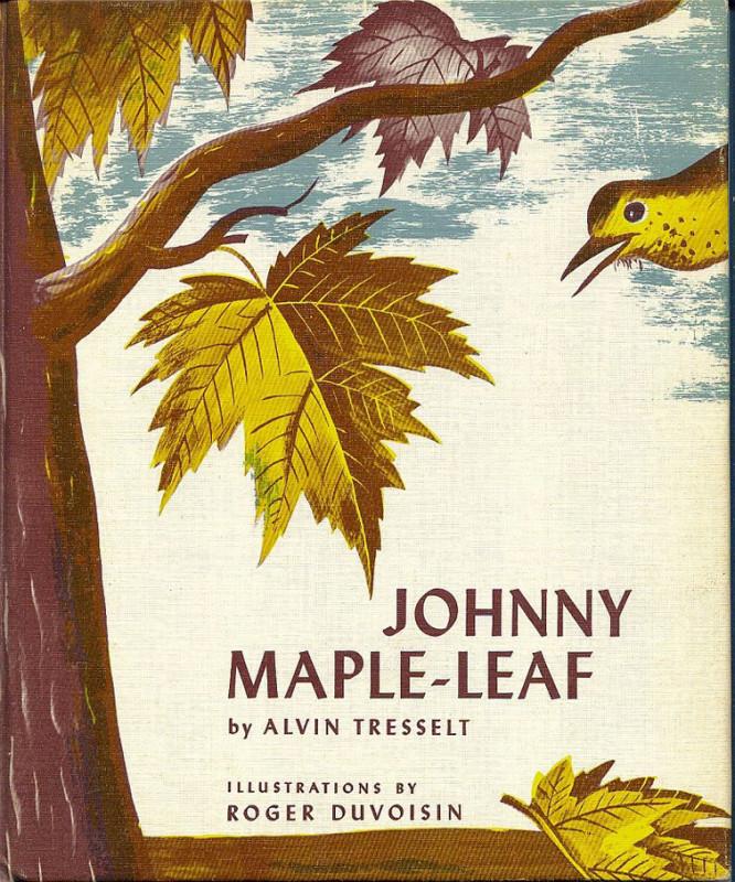 Джонни кленовый лист