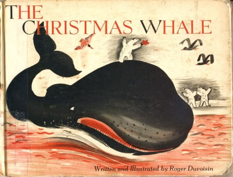 Рождественский кит