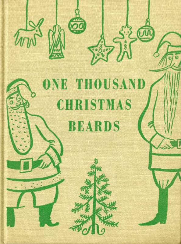 Одна тысяча рождественских бород