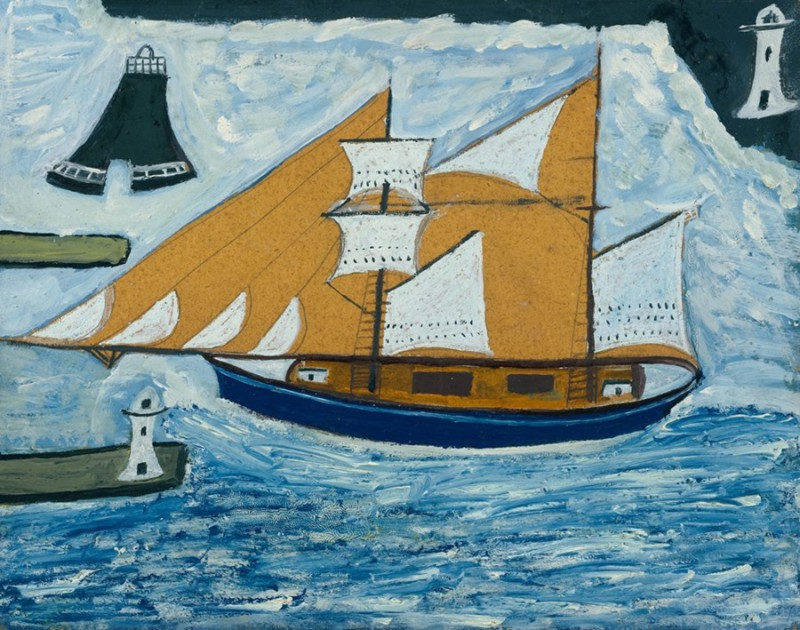 Голубой корабль