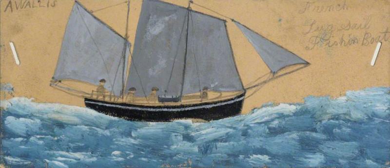 Французский корабль