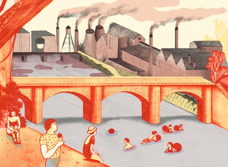 Иллюстрация для New York Times