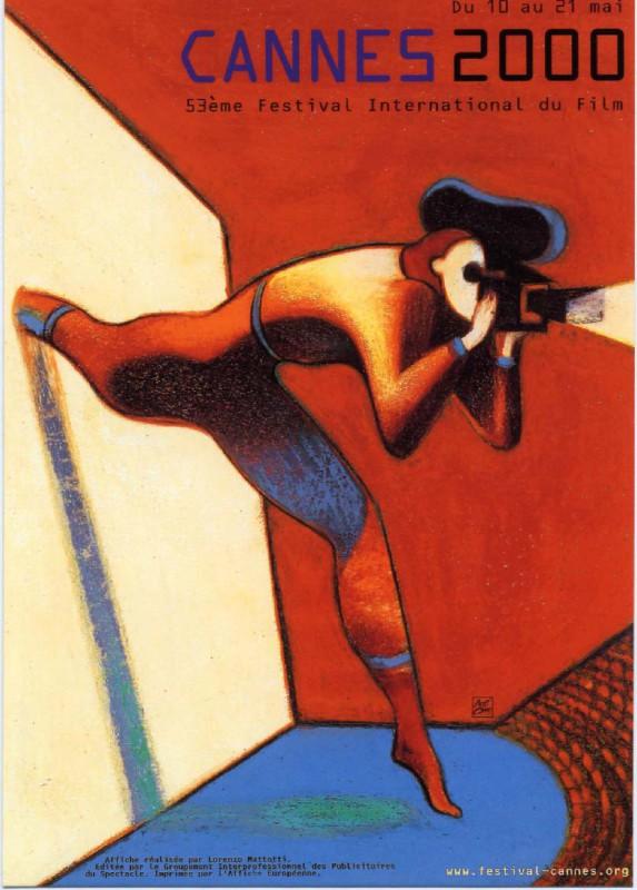Плакат для Каннского фестиваля