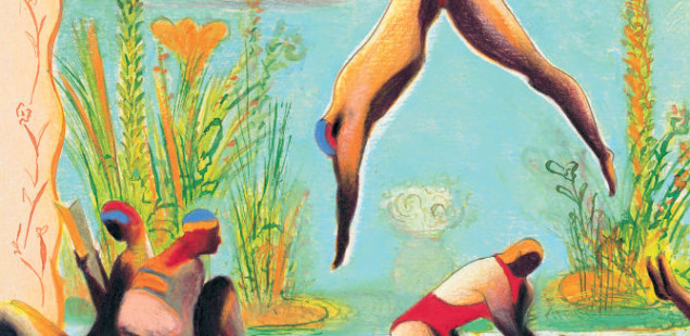 Лоренцо Маттотти - иллюстратор, объединивший комикс и изящное искусство