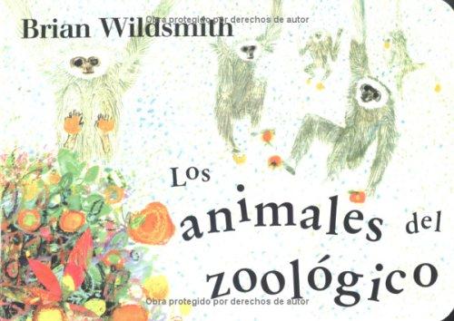 Звери в зоопарке
