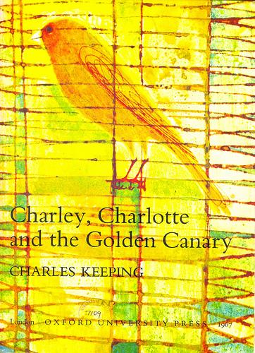 Чарли, Шарлотта и золотая канарейка