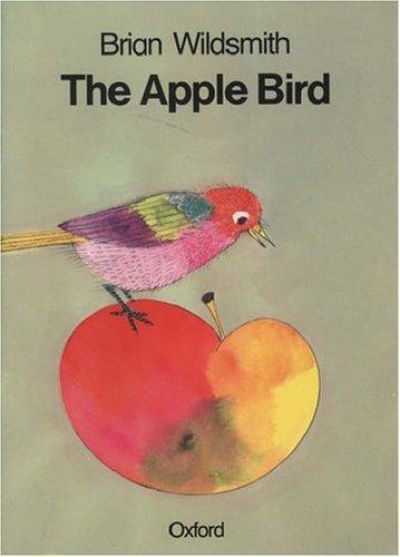 Яблочная птичка