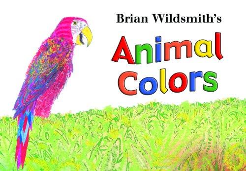 Животные в цвете