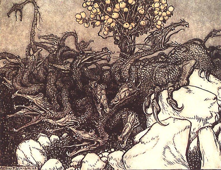 Дракон Гесперид
