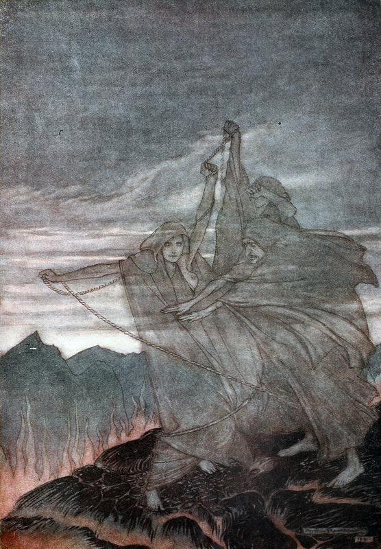 Норны и нить судьбы