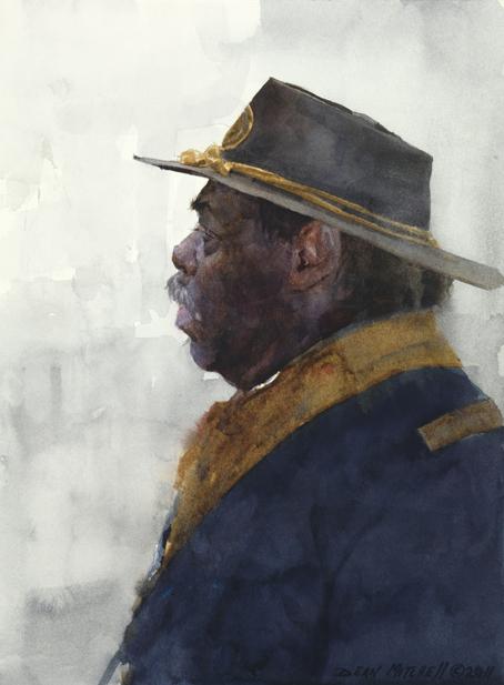 Солдат Буффало