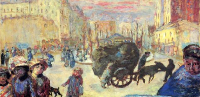 Пьер Боннар - тонкий художник и выдающийся колорист