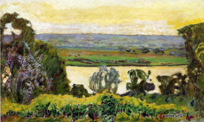 Пейзаж в Вернон