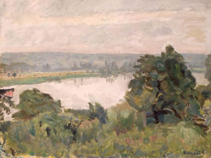 Сена близ Вернон