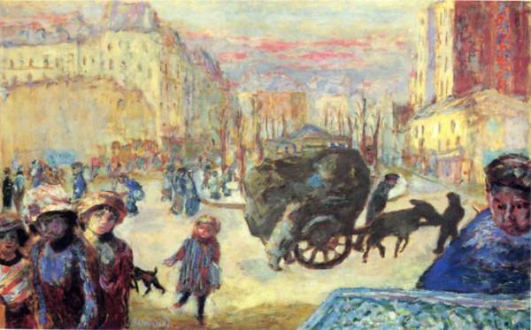 Пьер Боннар — тонкий художник и выдающийся колорист